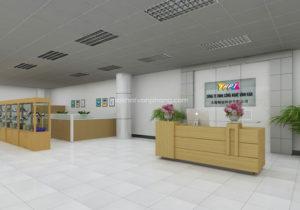 Dự án thiết kế công ty Vĩnh Hàn