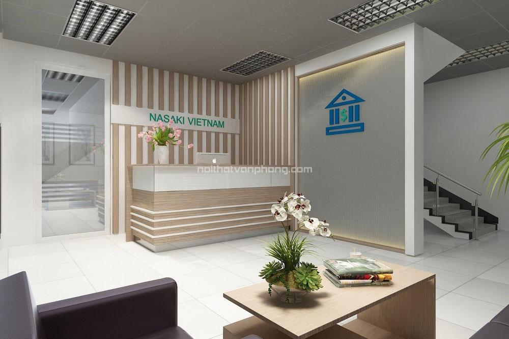 Văn phòng Công Ty Nasaki Việt Nam