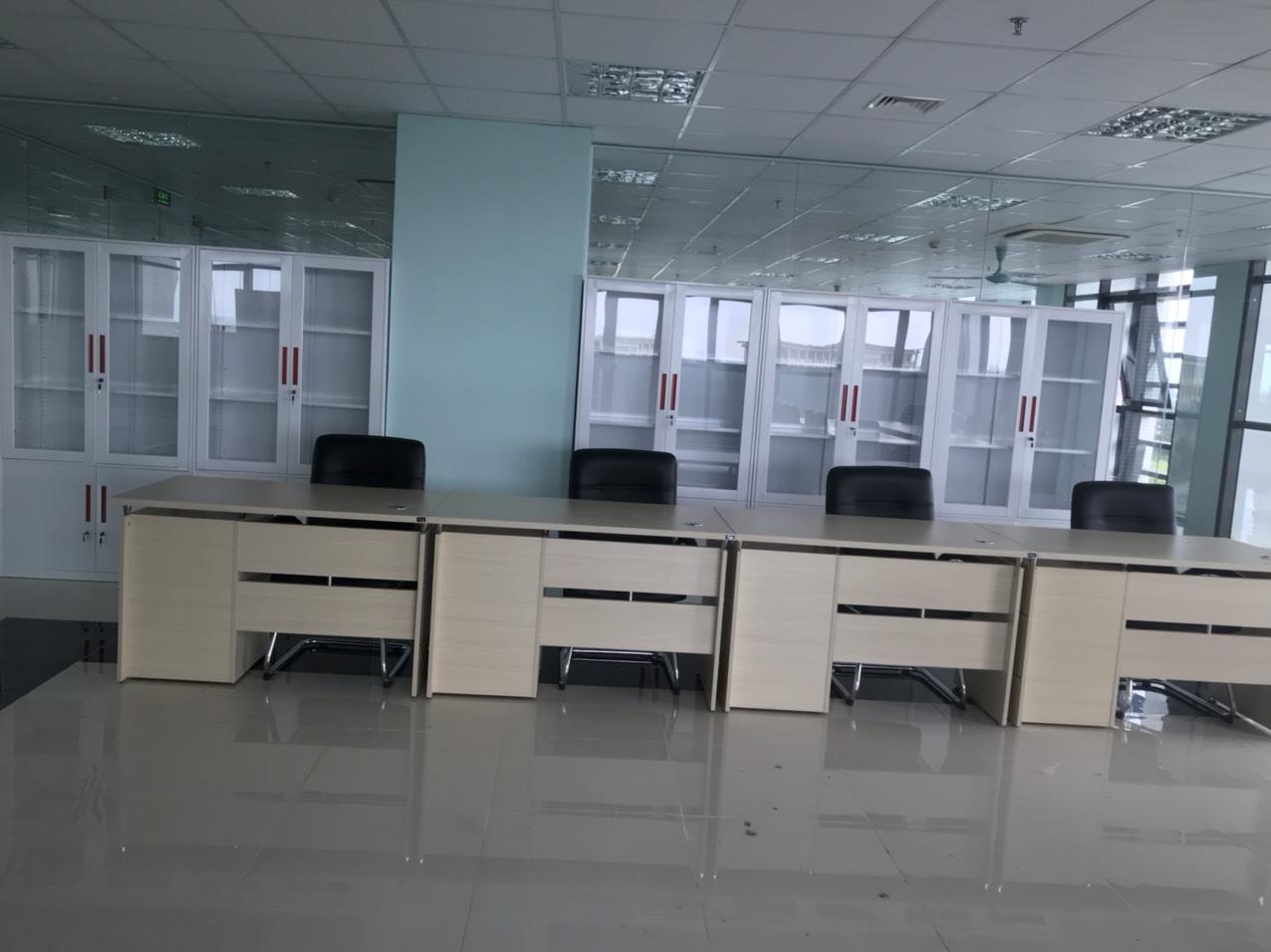 Văn phòng hiệu bộ Trường Đại học Hà Tĩnh