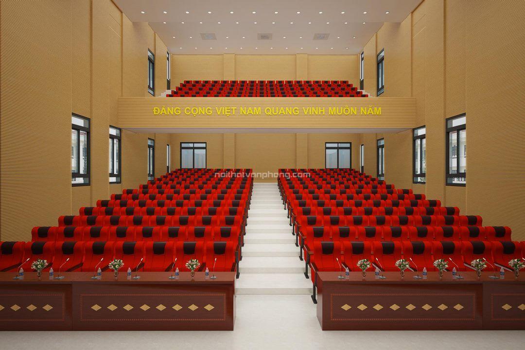Hội Trường Nhà Văn Hóa Huyện Phù Cừ Hưng Yên