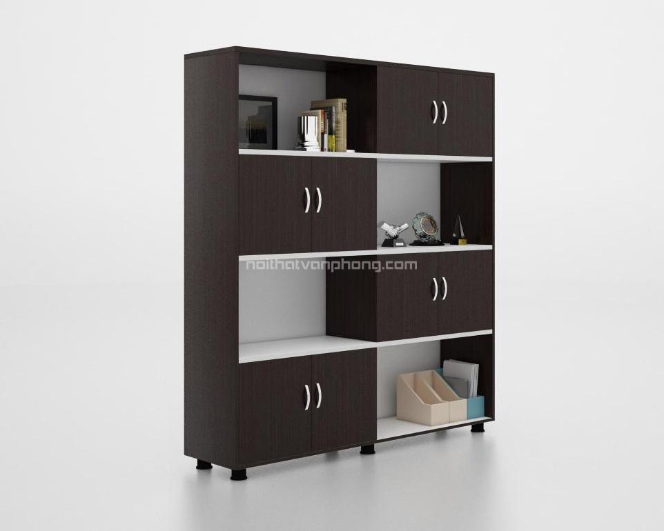 Tủ tài liệu gỗ FTL4K