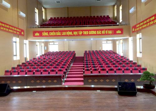 hội trường Phù Cừ, Hưng Yên
