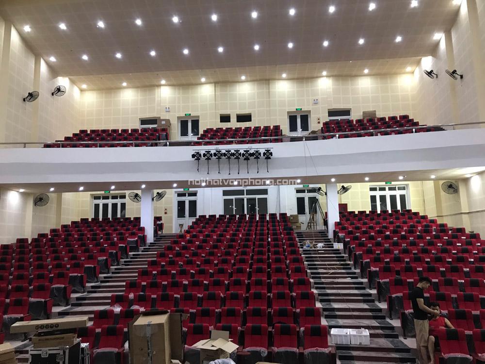Hội trường 600 chỗ tại Thanh Hóa