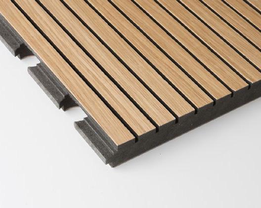 Vách ốp gỗ tiêu âm