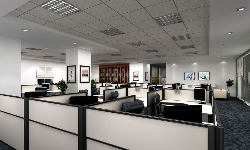 Vách ngăn văn phòng làm việc